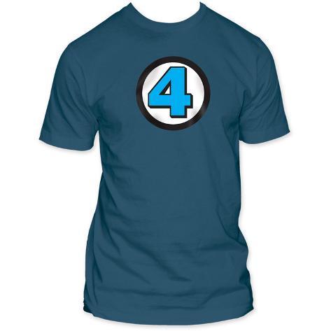 Fantastic Four - 4 T-Shirt