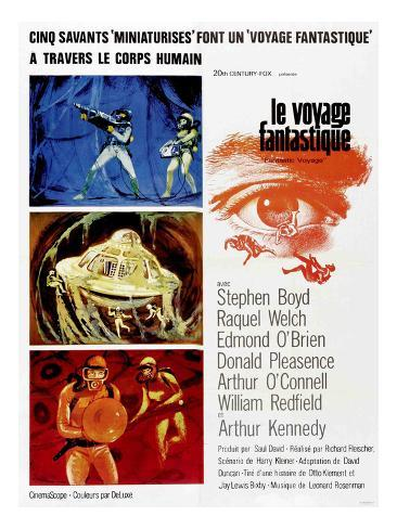Fantastic Voyage, (aka Le Voyage Fantastique), 1966 Photo