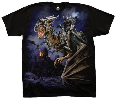 Fantasy- Dragon Master T-Shirt