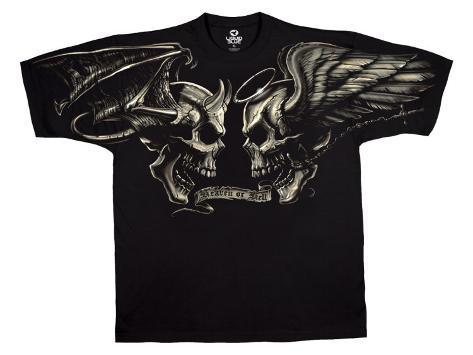 Fantasy - Good and Evil T-Shirt