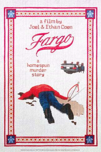 Fargo Official Movie Poster Print Poster