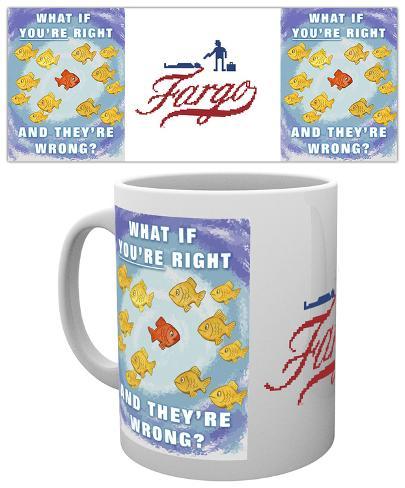 Fargo - Right & Wrong Mug Mug