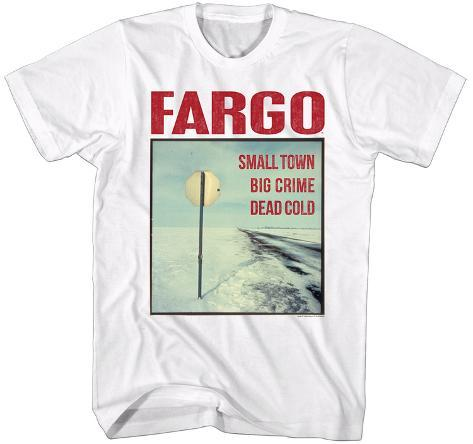 Fargo- Stop Sign T-Shirt