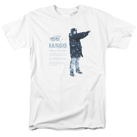 Fargo- This Is A True Story T-Shirt