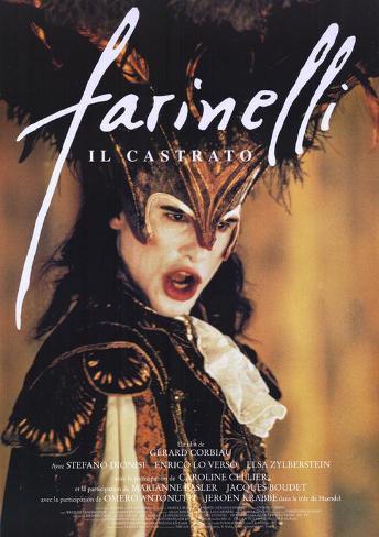 Farinelli Impressão original