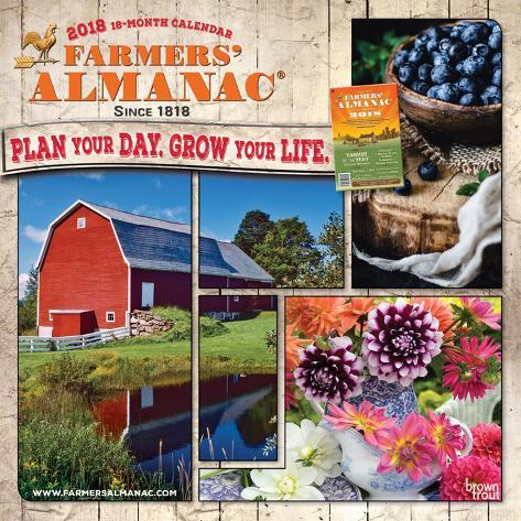 2018 American Almanac Calendar Calendar Company - Www imagez co