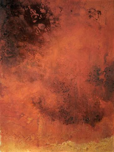 Lava Lamp II Giclee Print