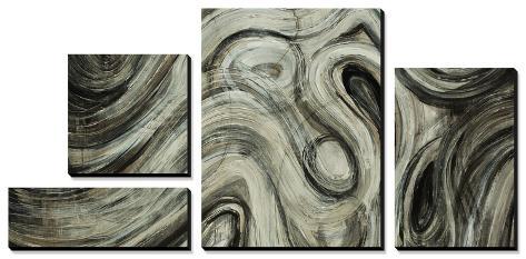 Undulation Canvas Art Set