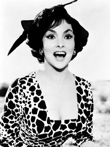 Fast and Sexy, (aka Anna Di Brooklyn), Gina Lollobrigida, 1958 Photo