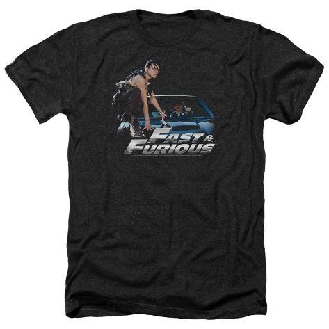 Fast & Furious - Car Ride T-Shirt
