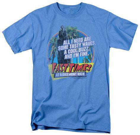 Fast Times at Ridgemont High - Tasty Waves T-Shirt
