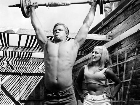 Faster, Pussycat! Kill! Kill!, Dennis Busch, Lori Williams, 1965 Photo