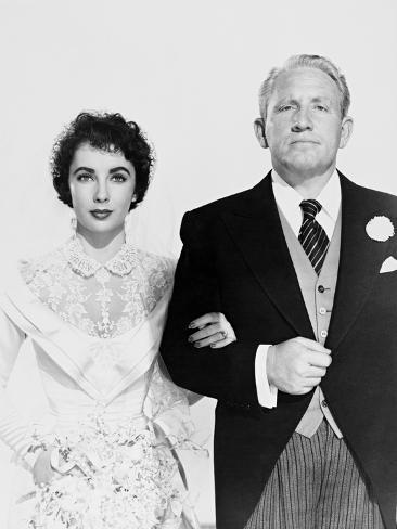 Father of the Bride, 1950 Photographic Print