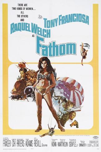 Fathom 1967 Giclee Print