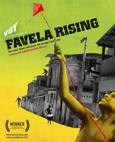 Favela Rising Masterprint
