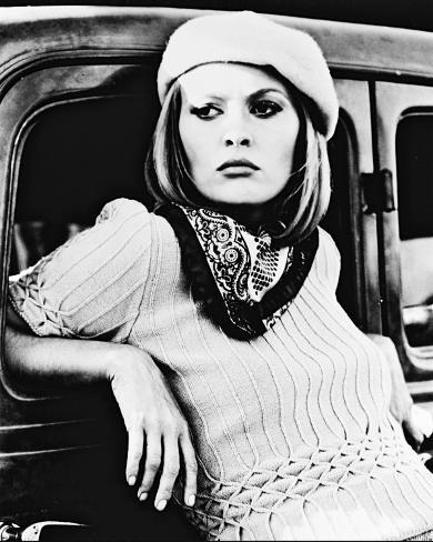 Faye Dunaway Fotografia