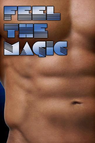 Feel The Magic Poster