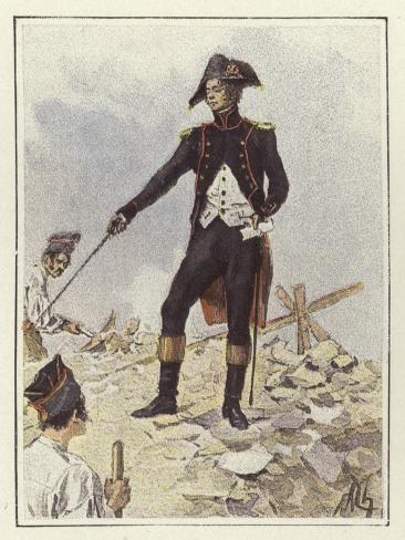Battle of Nicopolis Giclee Print