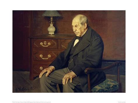 Monsieur Ursenbach Giclee Print