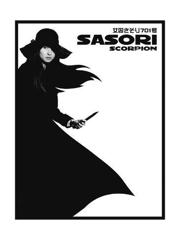 Female Prisoner #701: Scorpion, (aka Joshuu 701-Go: Sasori), Meiko Kaji, 1972 Giclee Print