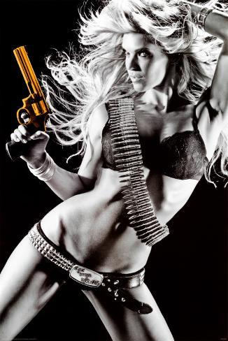 Femme Fatal Poster