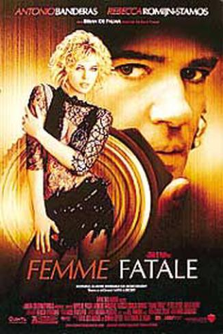 Femme Fatale Double-sided poster