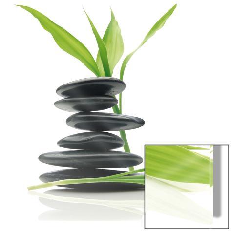 Feng Shui Balance Konst på glas