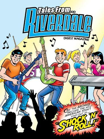 Archie Comics Cover: Tales From Riverdale Digest No.15 Poster