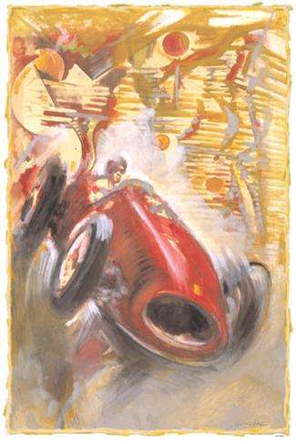 Ferrari Racer Masterprint