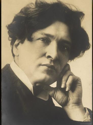 Ferruccio Benvenuto Busoni Italian Pianist and Composer Photographic Print