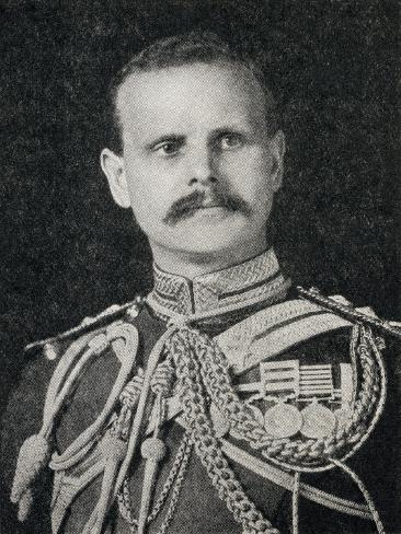 Field Marshal William Riddell Birdwood, from 'The Great War: a History' Volume Iii, 1916 Stampa giclée