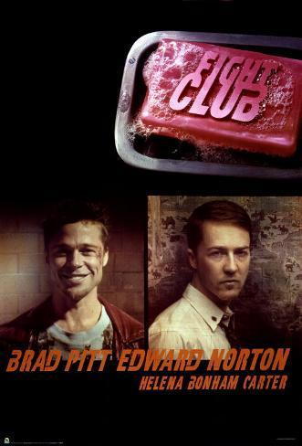Fight Club Giant Poster