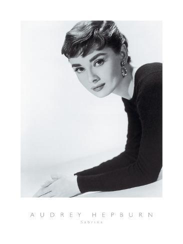 Filmposter Sabrina, 1995 Kunstdruk