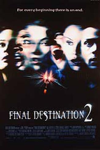 Final Destination 2 Original Poster