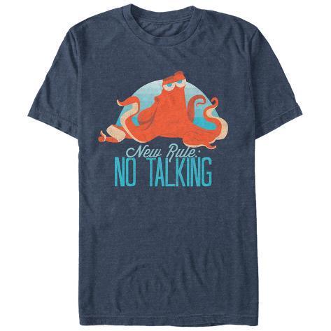 Finding Dory- No Talking T-Shirt