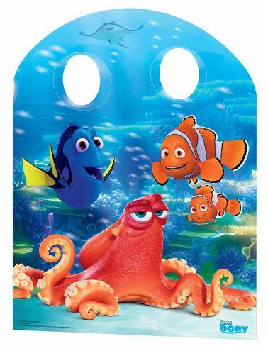 Finding Dory - Where is She Stand-In Pahvihahmot