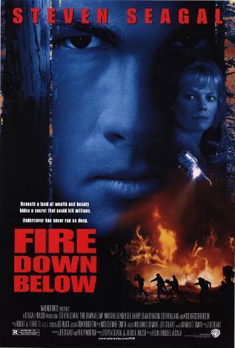 Fire Down Below Original Poster