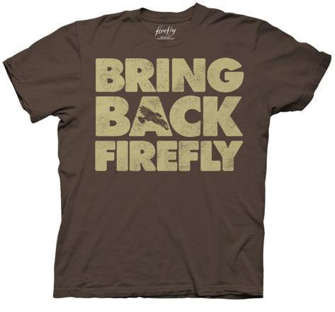Firefly - Bring Back Firefly T-Shirt