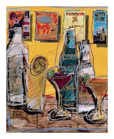 Martini II Art Print