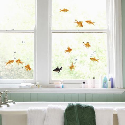 Fish Window Decal Sticker Window Decal