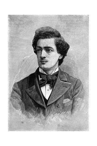 Richard Le Gallienne Stampa giclée