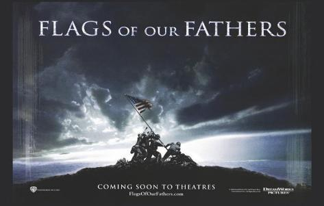 Flags of Our Fathers Masterprint