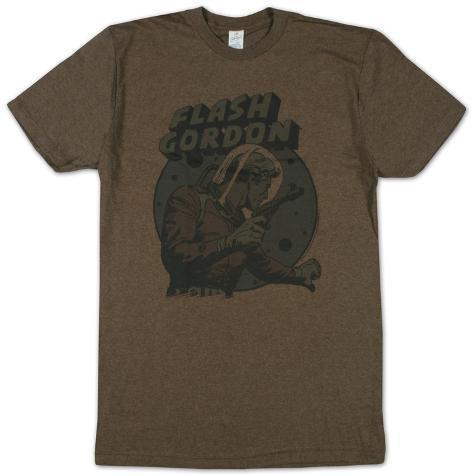 Flash Gordon - Yes It Is Camiseta