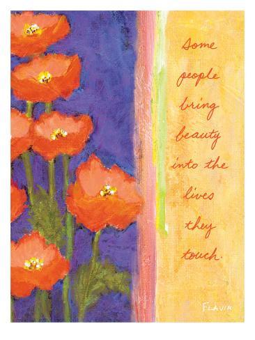 Poppy Beauty Giclee Print