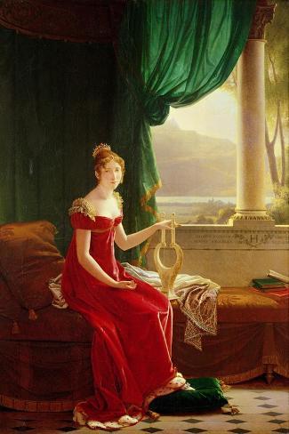 Hortense De Beauharnais (1783-1837) Giclee Print