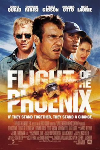 Flight Of The Phoenix Original Poster