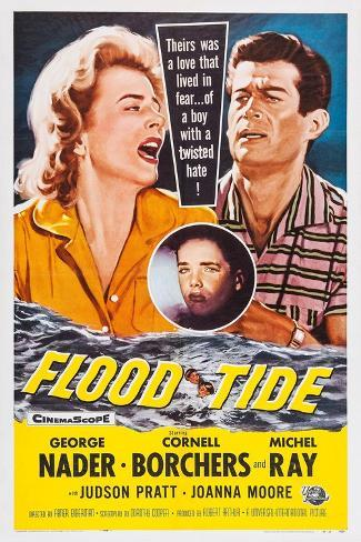Flood Tide Konstprint