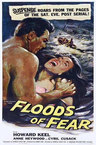 Floods of Fear Art Print