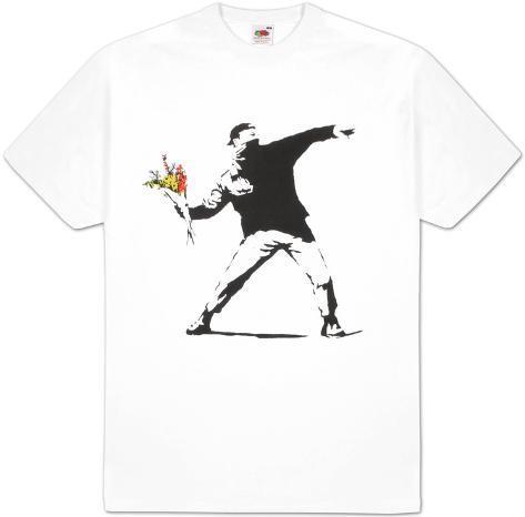 Flower Chucker T-Shirt