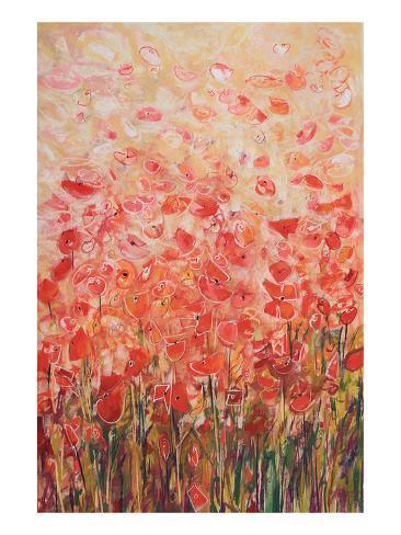 Flower Series 9 Art Print